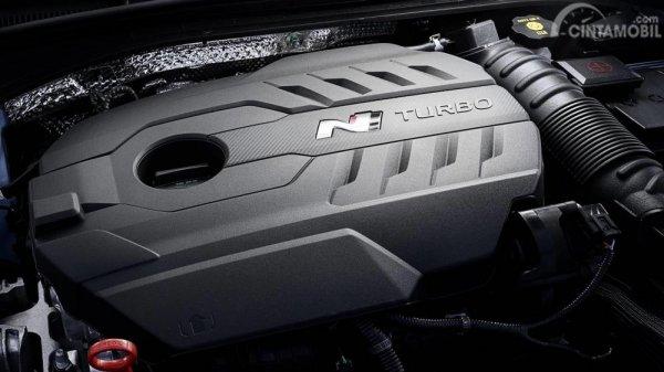 Inilah jantung dari Hyundai i30 N Fastback 2018