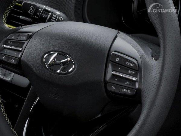 Fitur cruise control pada Hyundai Kona Highlander 2019