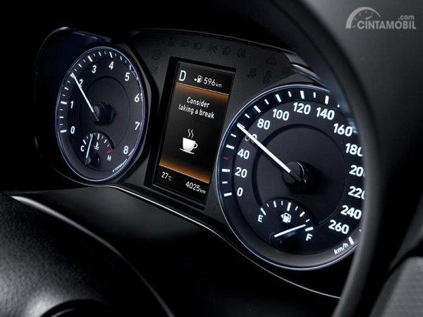 Driver Attention Warning Pada Hyundai Kona Highlander 2019