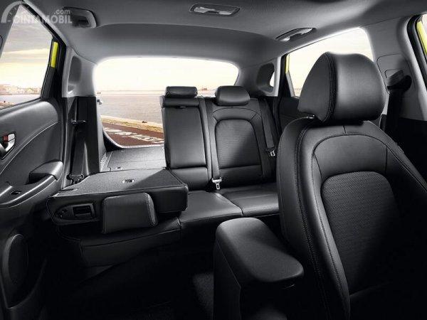 Tampak Konfigurasi Jok Pada Hyundai Kona Highlander 2019