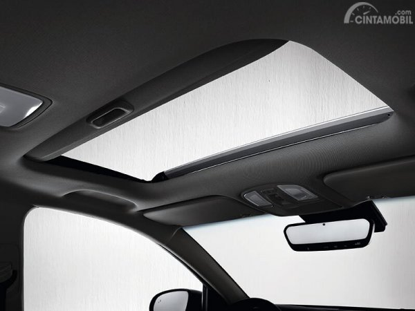 Sunroof di Hyundai Kona Highlander 2019