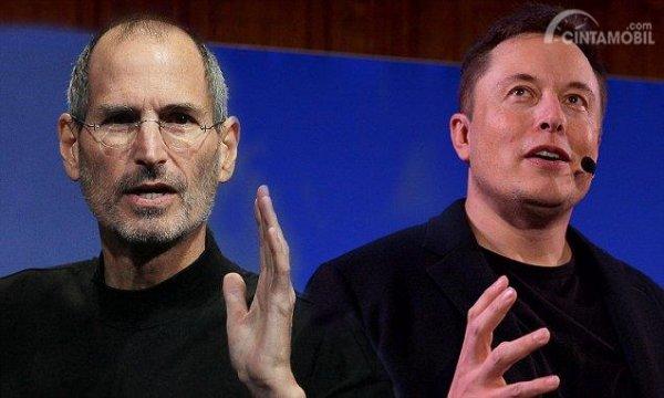 Steve Jobs juga keluar dari Apple sama seperti Elon Musk