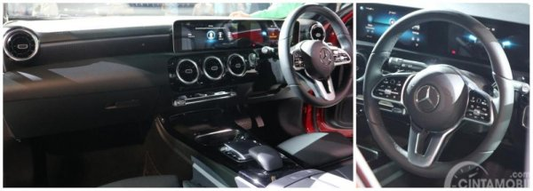 Setir & Dashboard Mercedes-Benz A 200 Progressive Line 2018