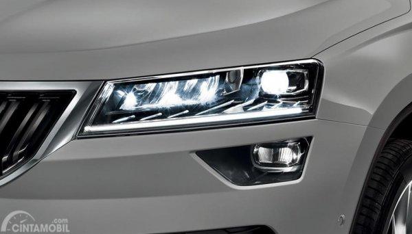 Led headlights with Adaptive Frontlight System