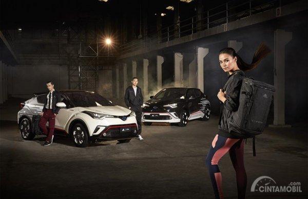 Toyota CH-R Adidas Edition
