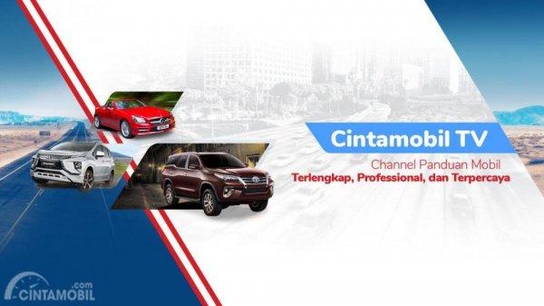 banner Youtube channel Cintamobil TV