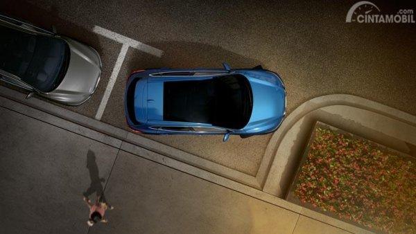 Fitur Parking Assist pada Nissan Qashqai 2019