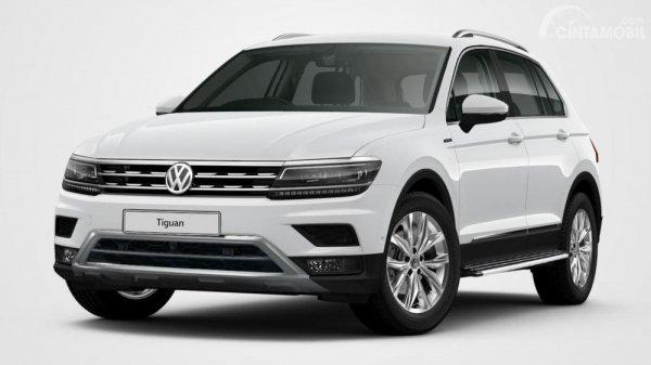 SUV andalan VW, Tiguan ada edisi spesial JOIN