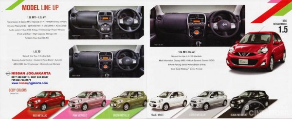 Varian Nissan March