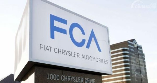 Gambar yang menunjukan logo perusahaan FCA