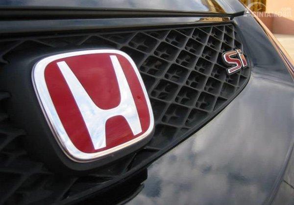 Gambar yang menunjukan logo perusahaan Honda