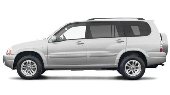 SUV Suzuki yang mampu menampung 7 penumpang