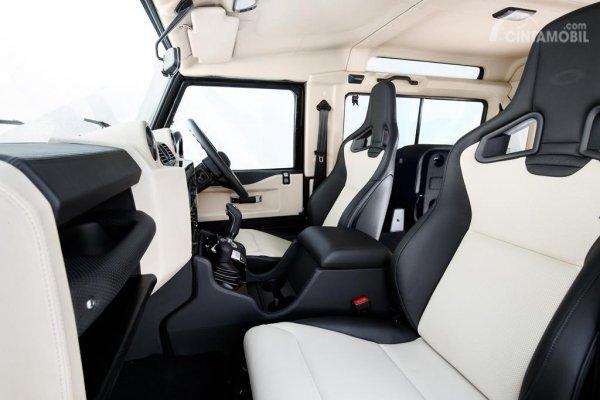 Jok Land Rover Defender Works V8 2018