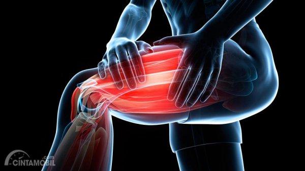 Kram otot terjadi karena posisi mengemudi
