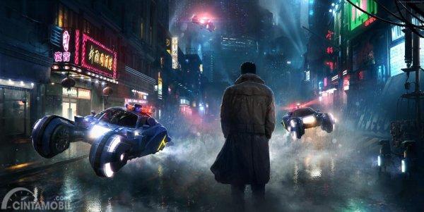 Gambar salah satu adegan film Blade Runner 4049