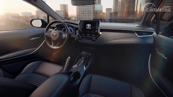 Dashboard & Setir Toyota Corolla Altis 2019