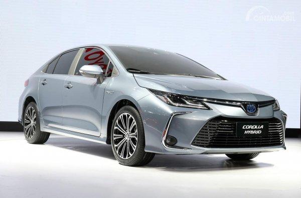 Toyota Corolla diperkenalkan di Guangzhou 2018