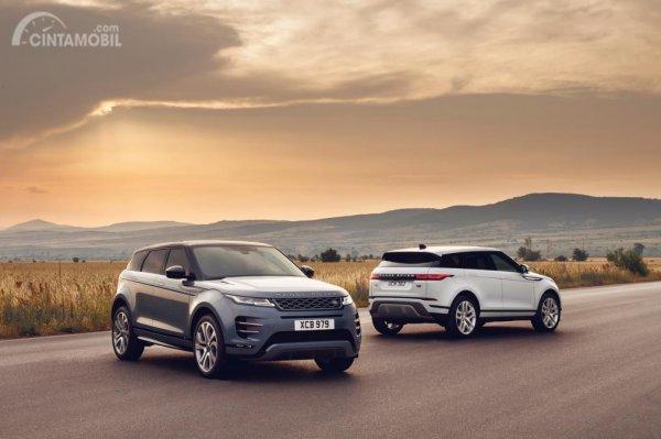 Land Rover Evoque 2019 menjadi generasi kedua di lini SUV Luxury