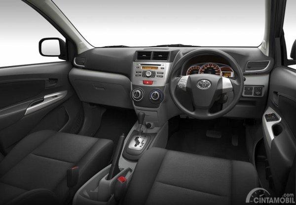 Gambar tombol audio di setir pada Toyota Avanza Veloz 2011