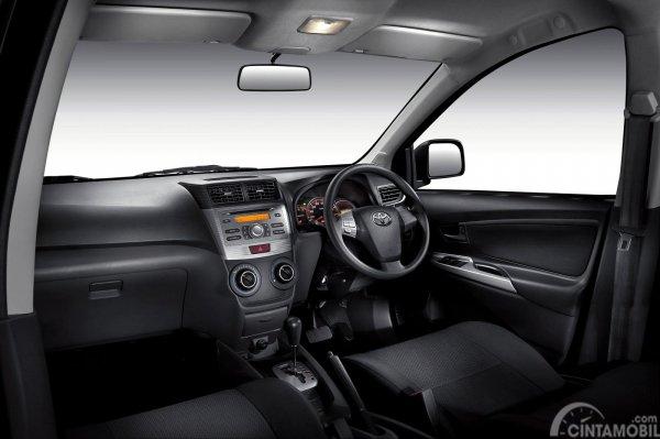 Gambar Layout interior mobil Toyota Avanza Veloz 2011
