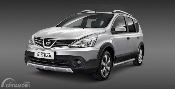 Nissan Livina X-Gear sempat dijual dengan bodi Hatchback