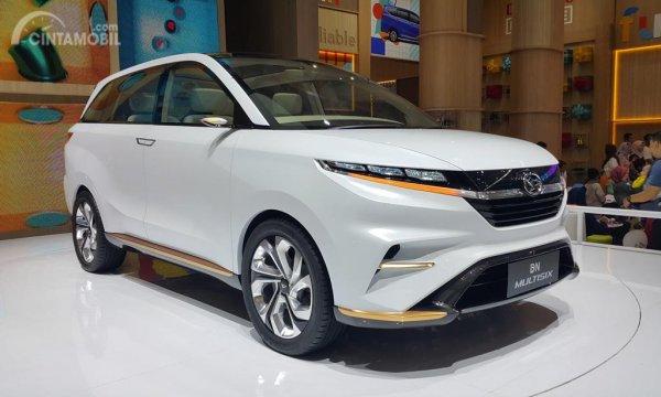 Prediksi mobil baru GIIAS 2019 dari Daihatsu