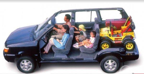 Gambar Toyota Kijang Kapsul