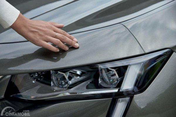 Gambar bagian Headlamp dari mobil All New Peugeot 508 SW 2019