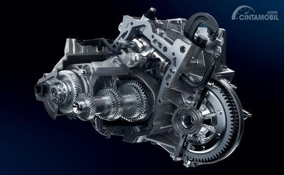 Gambar bagian mesin mobil All New Peugeot 508 SW 2019 dengan transmisi Manual 6 Percepatan