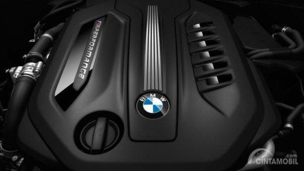 Mesin BMW quad-turbo B57D30C