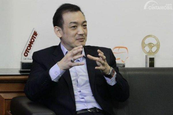 Mukiat Sutikno, Managing Director PT Bridgestone Tire Indonesia mulai menjabat 1 Juli 2019