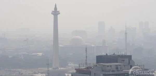 Polusi Udara Jakarta memang sering terjadi, khsuusnya ketika memasuki awal musim kemarau tahun 2019 ini