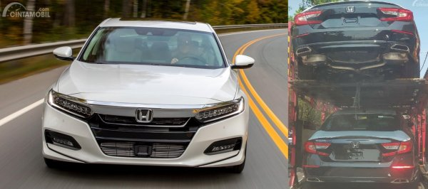 Prediksi mobil baru GIIAS 2019 dari Honda Accord generasi ke-10