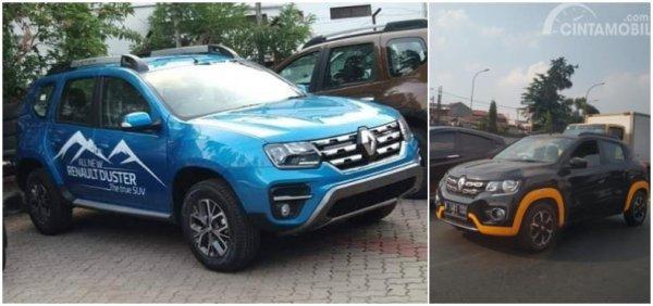 Prediksi mobil baru GIIAS 2019 dari Renault adalah Renault Duster & Kwid