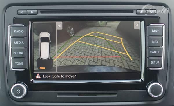 kamera parkir mobil