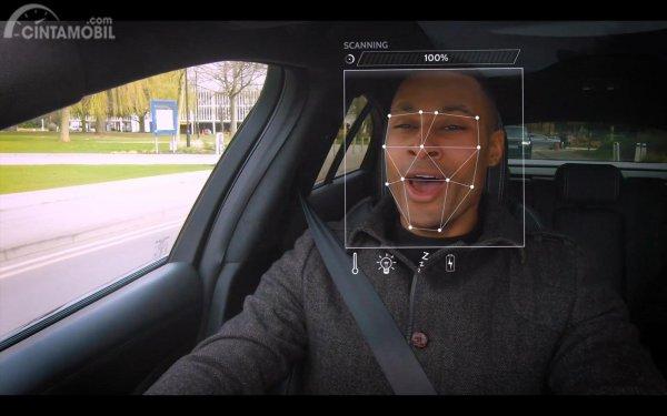 fitur Jaguar yang mendeteksi pengemudi mengantuk