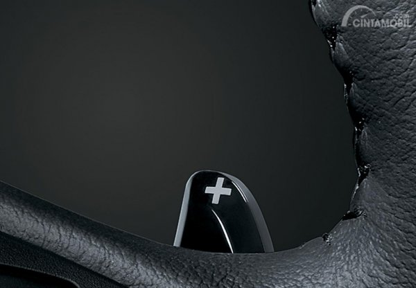 Gambar paddle shift Honda