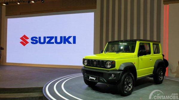Akhirnya Suzuki Jimny terbaru resmi dijual di Indonesia