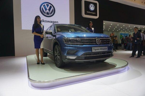 Foto Volkswagen Tiguan Allspace 2019