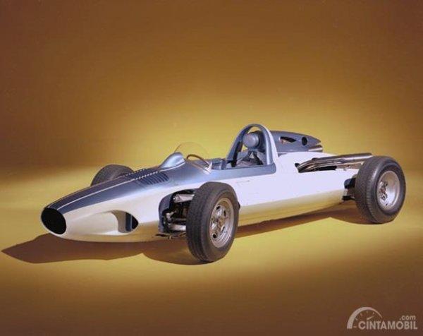 CERV-I adalah Prototipe pertama yang dibuat oleh Duntov di tahun 1960-an