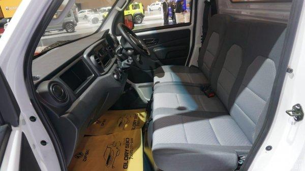 Tampak Kabin Luas DFSK Super Cab