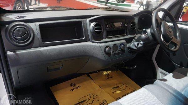 Layout dasbor mobil DFSK Super Cab