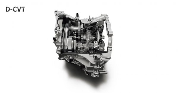 Transmisi D-CVT pada mobil Daihatsu Tanto Custom 2019