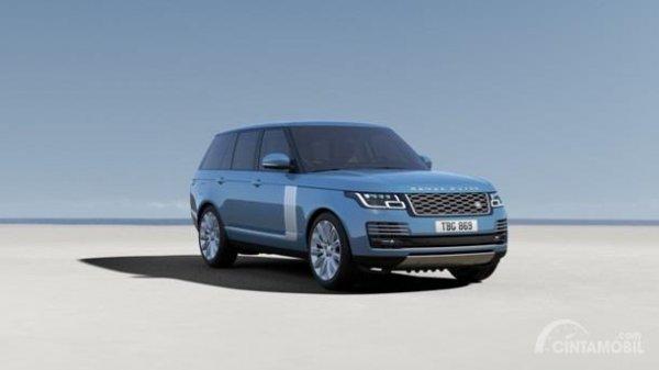 Range Rover dijual baru dengan harga kisaran Rp. 1 miliar hingga Rp. 4,2 miliar