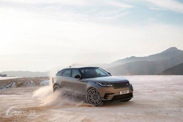 Range Rover Velar memiliki tampilan yang super mewah sebagai SUV Premium