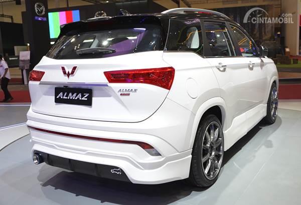 Wuling Almaz di GIIAS 2019