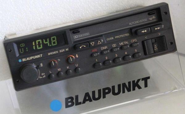 Foto Blaupunkt Bremen SQR 46 classic