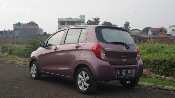 Suzuki Celerio CVT Ungu