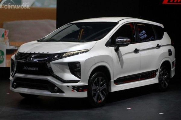 Mitsubishi Xpander juga tampil dengan mode penggerak roda depan sehingga punya harga terjangkau dan sesuai minat masyarakat Indonesia