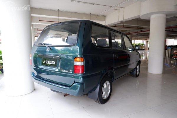 Foto Toyota Kijang Kapsul